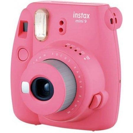 Fuji Fotocamera Istantanea - Instax Mini 9 Rosa
