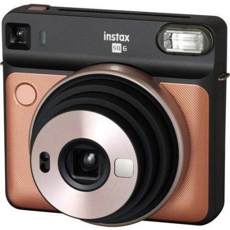 Fujifilm Fotocamera compatta - Instax Sq 6 Oro