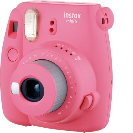 Fuji Presenza autofocus - Mini 9 Fla Pink+