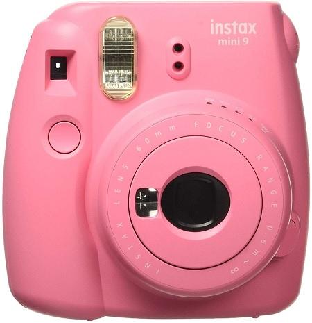 Fuji - Mini 9 Fla Pink+