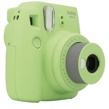 Fuji Presenza autofocus - Mini 9 Lime Green