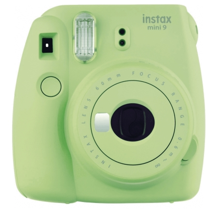 Fuji - Mini 9 Lime Green