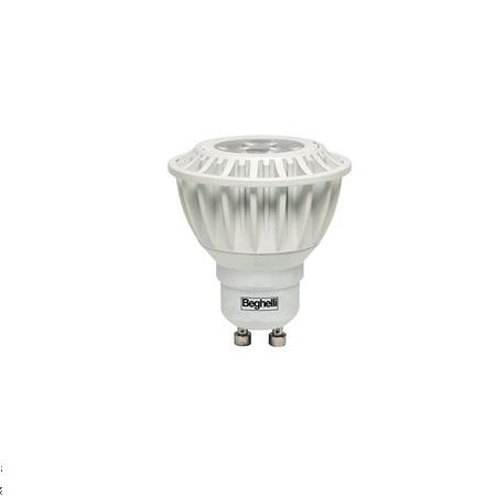 Beghelli - 56025 - SPOT ECO LED GU10 6.5W - 3000K