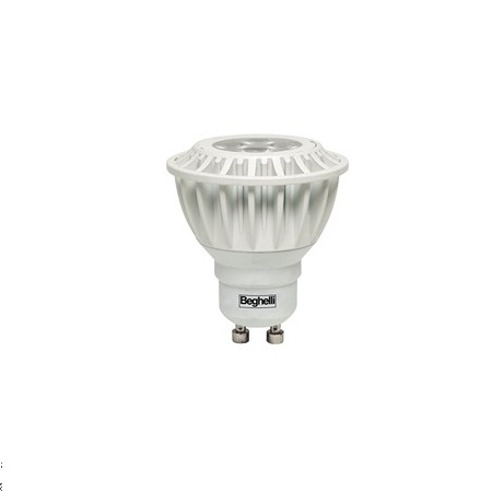Beghelli 6,5 W - 56025 - SPOT ECO LED GU10 6.5W - 3000K