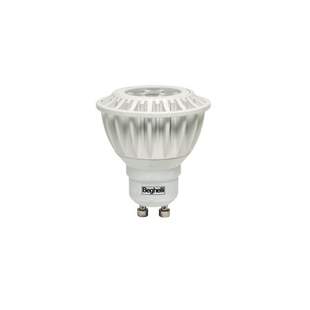 Beghelli LAMPADINA GU10 - 56017 - SPOT LED GU10 8W 3000K