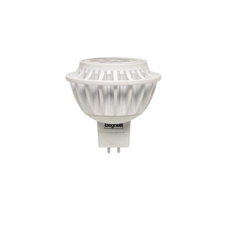 Beghelli LED 8W - 56037 - MR16 LED 8W - GU5.3  - 3000K