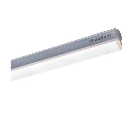Beghelli - Reglette Led 4w 313mm 3000k