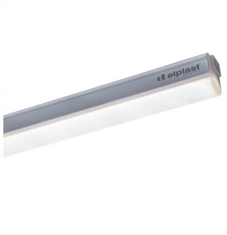 Beghelli - Reglette Led 14w 1173mm 3000k