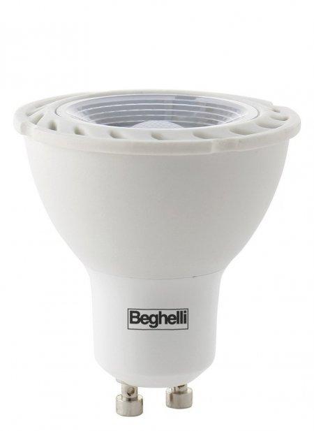 Beghelli - Spot ES Led Gu10 4w 3000k