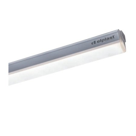 Beghelli - Reglette Led 8w 573mm 4000k