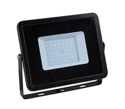 Beghelli COB LED  20W - 1900lm - 86138 - Lite SEF LED 20W BLACK 4000K