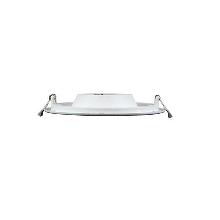Beghelli Apparecchio polifunzionale (incasso/plafone) 20W 3K/4K/6,5K - X Six tondo - 71060