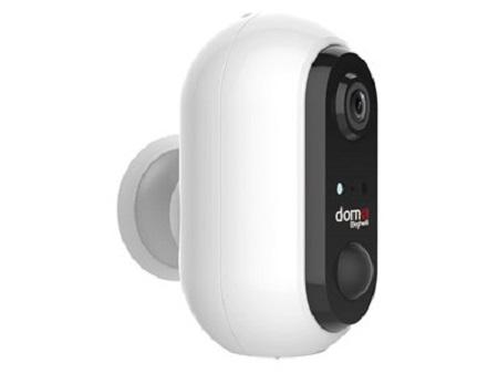 Beghelli - 60022 - Videocamera da esterno a batterie ricaricabili