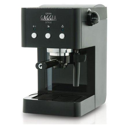 Gaggia Macchina da caffé espresso manuale - Gran Gaggia Style Gg 2016 Sb