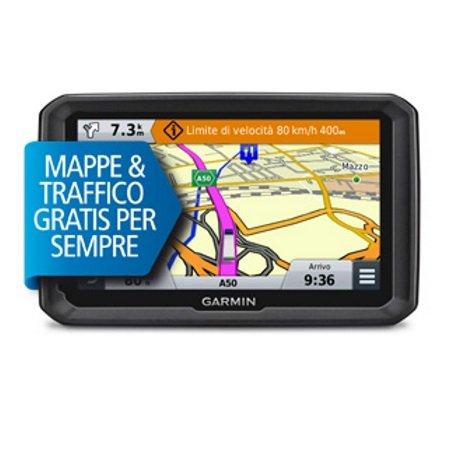 Garmin Navigatore GPS   dedicato ai trasportatori - Nuvi Dezl 770lmt