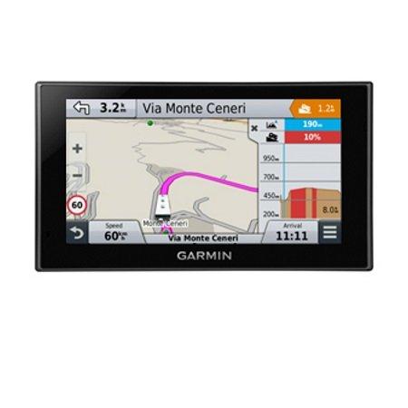 Garmin Navigatore GPS   con funzionI dedicate ai camper - Nuvi Camper 660lmtd