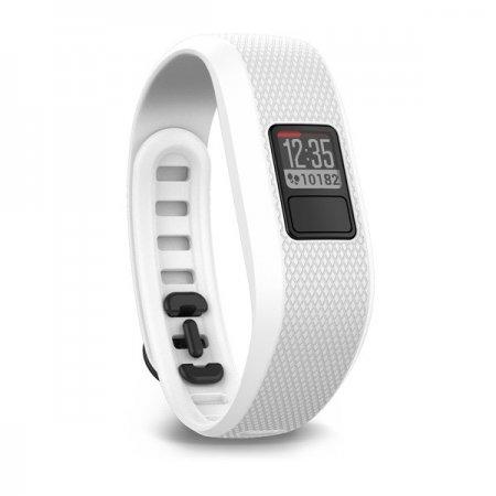 Garmin Sport watch ideato per il fitness - Vivofit 3 Bianco