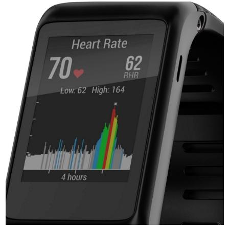 Garmin Smartwatch e fitness band Bluetooth - Vivoactive Hr Nero
