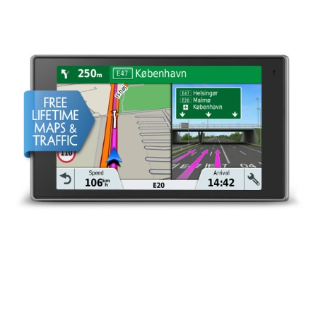 Garmin Navigatore gps all in one - Garmin DriveLuxe 51 LMT-D