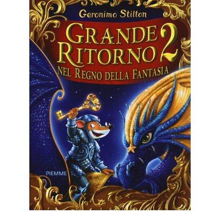 Piemme Ed. - Grande ritorno nel Regno della Fantasia Vol. 2