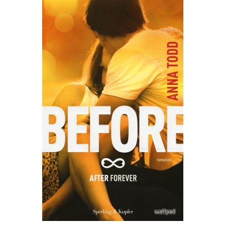 Sperling&Kupfer - Before di Anna Todd