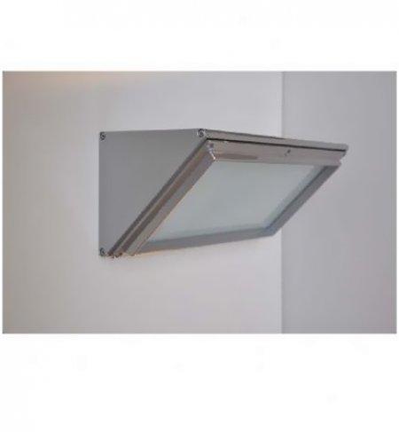 Goccia Illuminazione - Small Led 8,5w 4K Silver - 5608SI4K