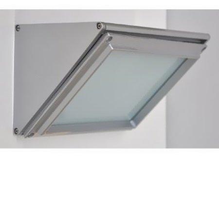 Goccia Illuminazione - Small Senza Griglia Silver 5606SI