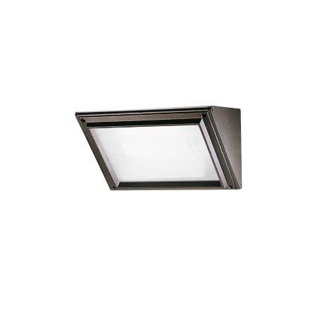 Goccia Illuminazione - Small Senza Griglia 60w Nera
