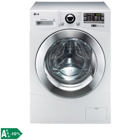 Lg Lavatrice Slim A Carica Frontale Turbowash Fh2a8hdn2 Comet