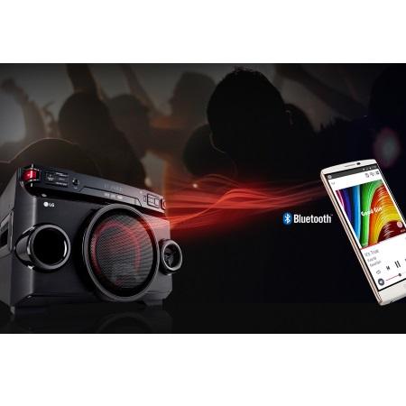 LG Mini Hi-Fi   OneBody - OM4560