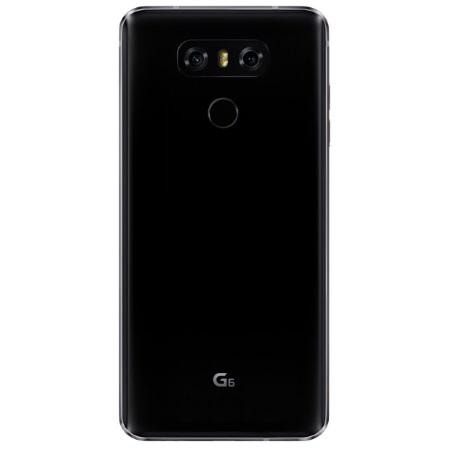 Lg 4G LTE / NFC / Wi-Fi - G6 Black