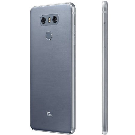 Lg - G6 Silver