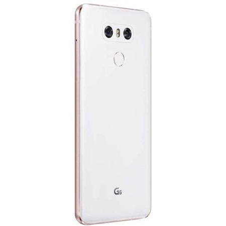 Lg 4G LTE / NFC / Wi-Fi - G6 White