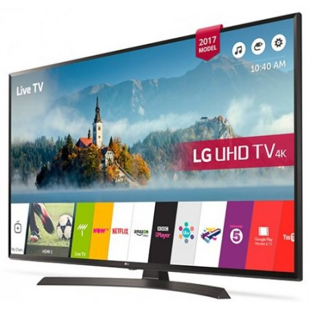 "Lg Tv led 60"" ultra hd 4k - 60uj634v"