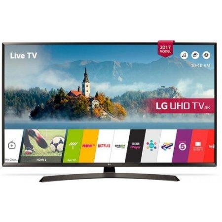 "Lg Tv led 55"" ultra hd 4k - 55uj634v"