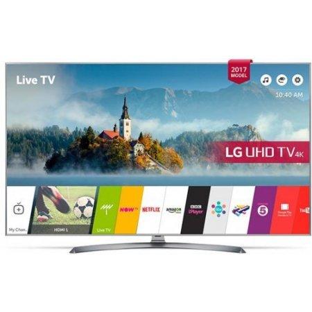 """Lg Tv led 49"""" ultra hd 4k hdr - 49uj750v"""