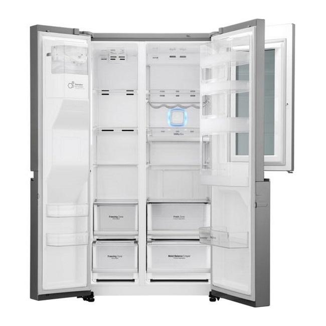 Lg Capacità totale netta601 L - Gsx960nsvz