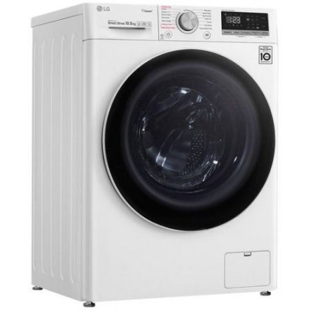 Lg Lavatrice carica frontale 10,5 kg. - F4wv510s0