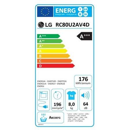 Lg Classe Energetica A+++ - Rc8ou2av4d.abwqkis