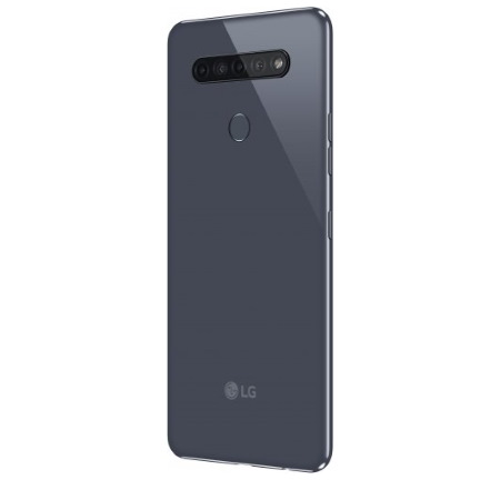 Lg Smartphone 64 gb ram 3 gb. quadband - K51s K510emw Titanio