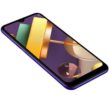 Lg Smartphone 16 gb ram 2 gb. quadband - K22 Blu