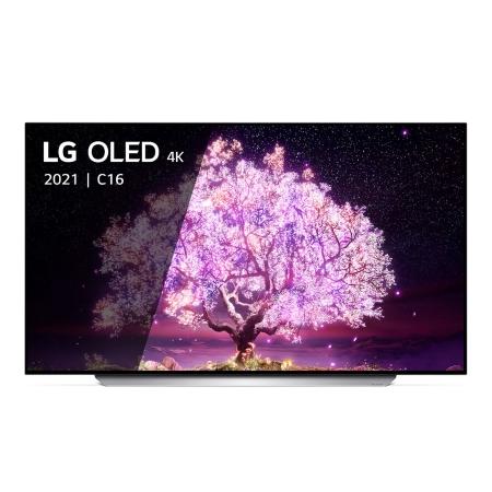 """Lg Tv Oled 65"""" Ultra HD 4K 4 HDMI - Oled65c16la"""
