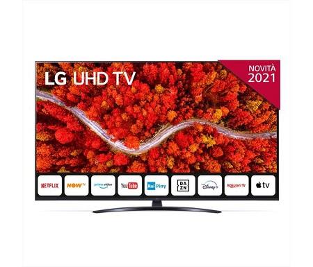 """Lg Tv Led 4K Ultra HD 55"""" - 55up81006la"""
