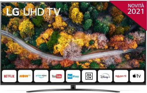"""Lg Tv Led 4K UHD 50"""" - 50up78006lb"""