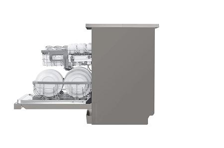 Lg Lavastoviglie libera installazione - QuadWash™ Df222fps