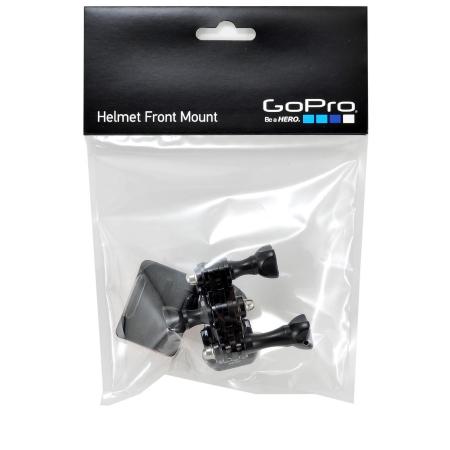 Gopro Fissaggio per la parte anteriore dei caschi - Fissaggio Casco / Helmet Front Mount