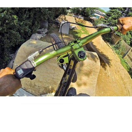 Gopro Kit fissaggio a pettorina   per GoPro - Fissaggio Petto Adulti/ Chest Mount