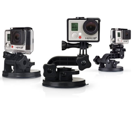 Gopro Supporto a ventosa GoPro - Supporto a Ventosa / Suction Cup+