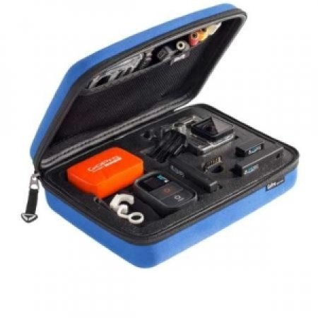 GOPRO - CUSTODIA POV CASE BLUE SMALL GOPRO 3