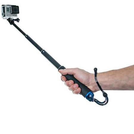 "Gopro Asta telescopica per GoPro - Impugnatura Telescopica Sp Pole 20"""